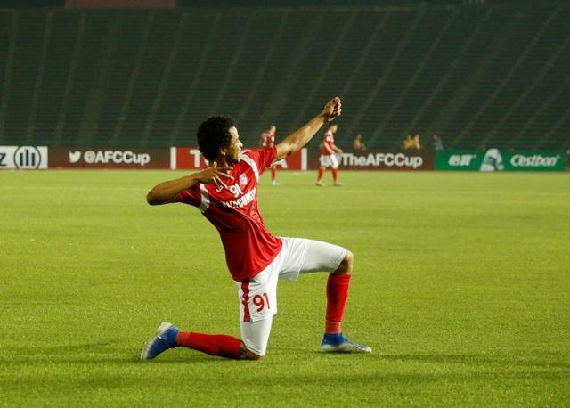TPHCM và Than Quảng Ninh sẽ tiến xa tại AFC Cup? - 1
