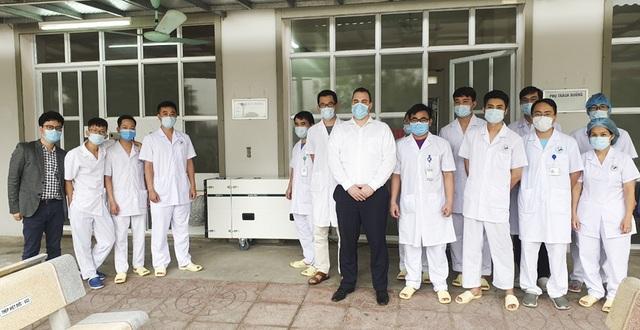 Hà Anh Tuấn tặng 3 phòng cách ly áp lực âm chống dịch Covid-19 - 4