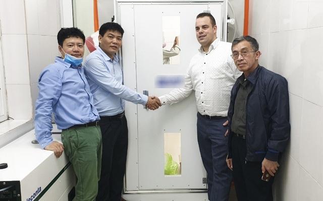 Hà Anh Tuấn tặng 3 phòng cách ly áp lực âm chống dịch Covid-19 - 5