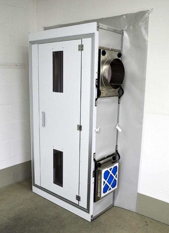 Hà Anh Tuấn tặng 3 phòng cách ly áp lực âm chống dịch Covid-19 - 2