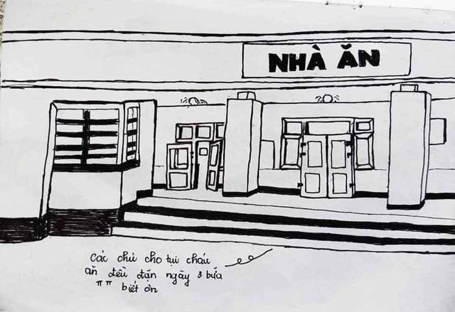 Nhật ký bằng tranh độc đáo của du học sinh về khu cách ly ở Đà Nẵng - 3