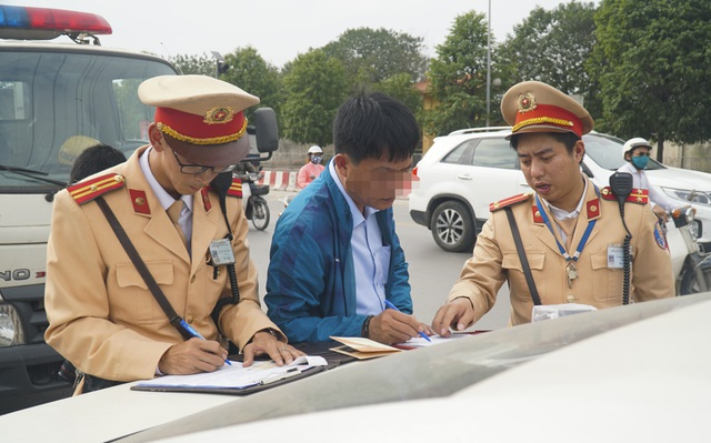 Quy trình nộp phạt vi phạm hành chính trong lĩnh vực giao thông trực tuyến - 1
