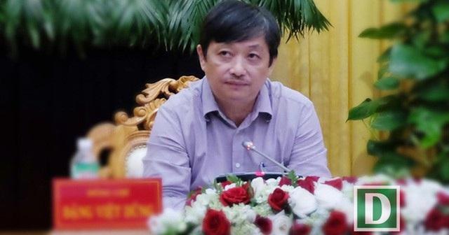 Đà Nẵng miễn nhiệm Phó Chủ tịch UBND TP Đặng Việt Dũng - 1