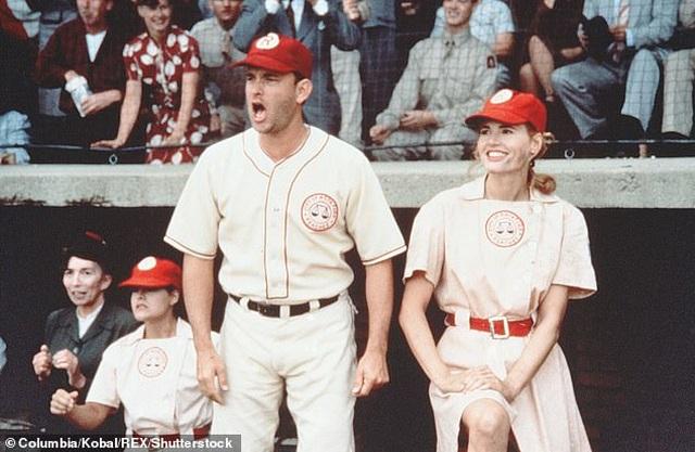 """Lý giải câu nói """"không có nước mắt trong môn bóng chày"""" của Tom Hanks - 3"""