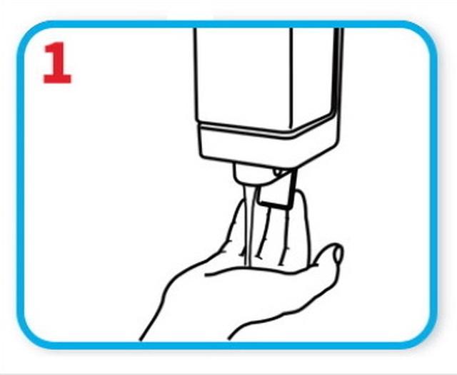 Bạn có chắc chắn mình đã rửa tay đúng cách? - 2