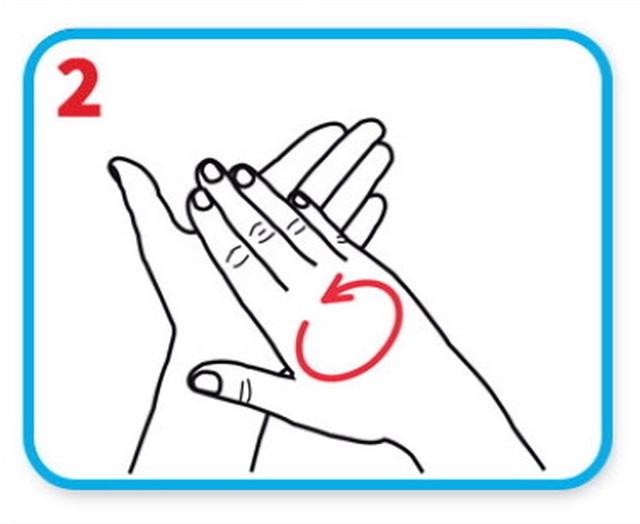 Bạn có chắc chắn mình đã rửa tay đúng cách? - 3