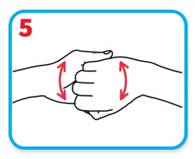 Bạn có chắc chắn mình đã rửa tay đúng cách? - 6