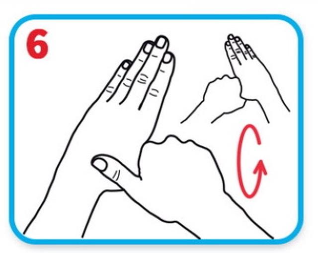 Bạn có chắc chắn mình đã rửa tay đúng cách? - 7