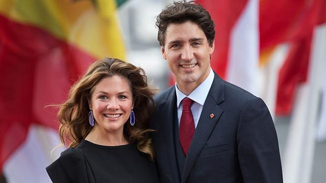 Phu nhân dương tính với Covid-19, Thủ tướng Canada tự cách ly - 1