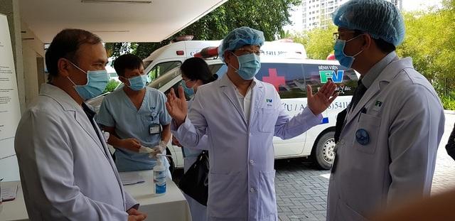 """Sẽ đóng cửa bệnh viện """"vô cảm"""" với hoạt động chống dịch Covid-19 - 3"""