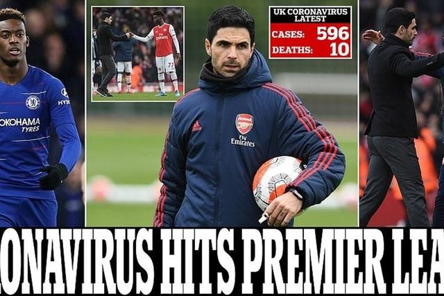 Sau Arsenal, Chelsea, thêm một CLB Premier League phải cách ly - 2
