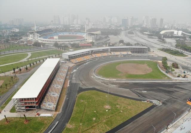 Hà Nội chính thức hoãn chặng đua F1 - 1