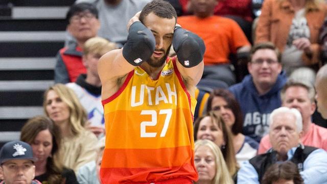 Ngôi sao NBA dính Covid-19 vì hành động bất ngờ - 1