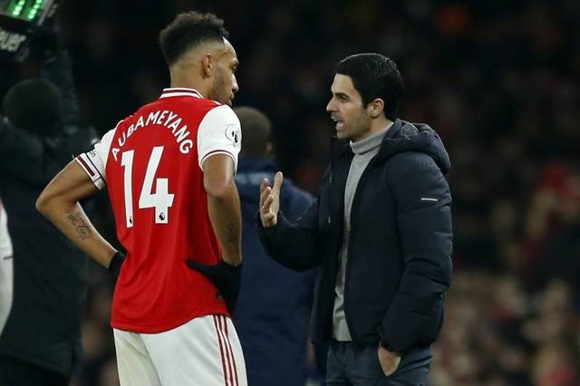 HLV Mikel Arteta của Arsenal dương tính với Covid-19 - 1