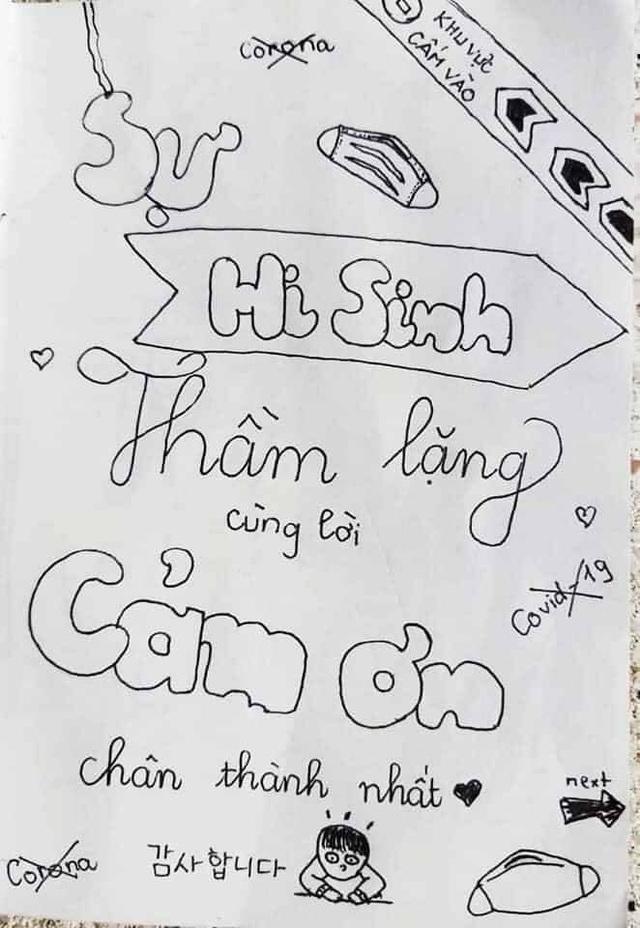 Nhật ký bằng tranh độc đáo của du học sinh về khu cách ly ở Đà Nẵng - 11