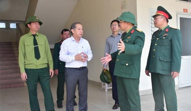 Thừa Thiên Huế, Cà Mau lập chốt kiểm dịch Covid-19 ra vào tỉnh - 1