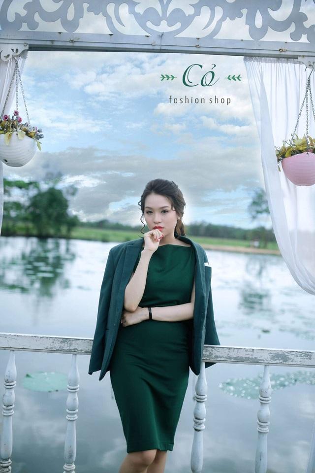 Cỏ Fashion: Thương hiệu đồng hành cùng phái đẹp - 2
