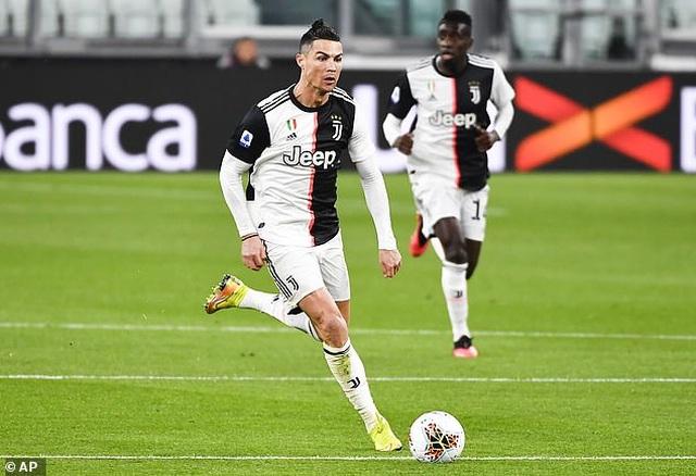 C.Ronaldo không nhiễm Covid-19, Hudson-Odoi tuyên bố đã khỏe mạnh - 1