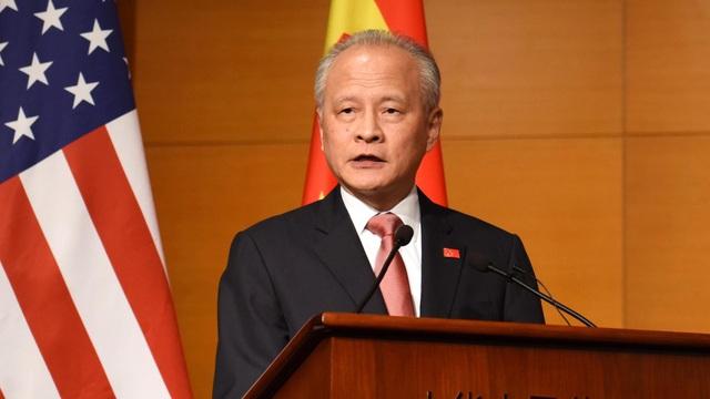 """Bị chỉ trích """"mang dịch đến Vũ Hán"""", Mỹ triệu tập đại sứ Trung Quốc - 1"""