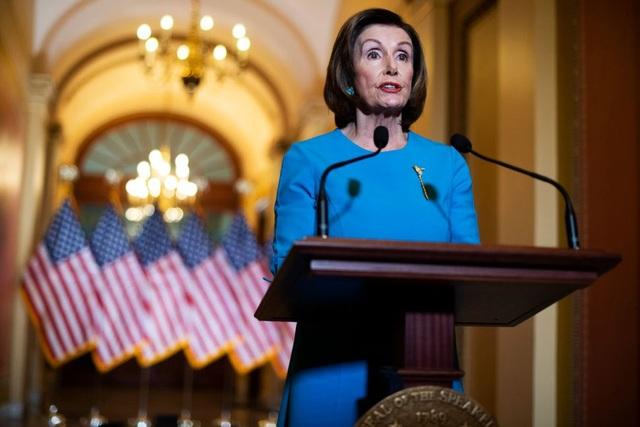 Hạ viện Mỹ thông qua dự luật miễn phí xét nghiệm Covid-19 cho người dân - 1