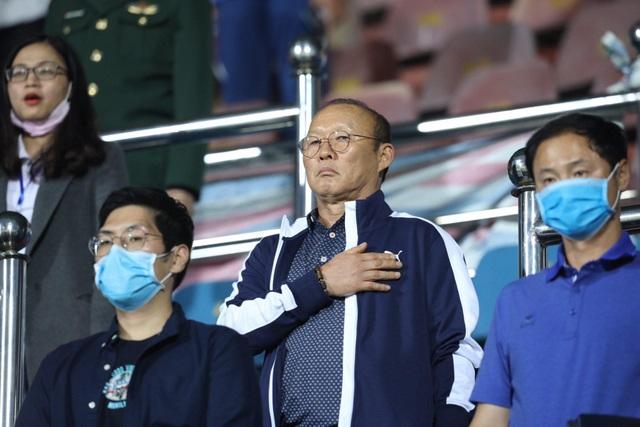 HLV Park Hang Seo dự khán, Nam Định thắng trận ở V-League - 1