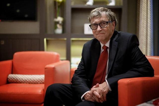 Bill Gates chính thức nói lời chia tay Microsoft - 1