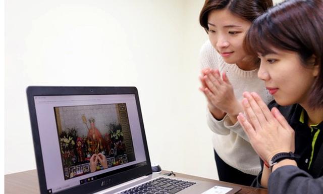 Cúng Tết Thanh Minh qua Internet, đặt trái cây ảo, tránh lây lan Covid-19 - 2