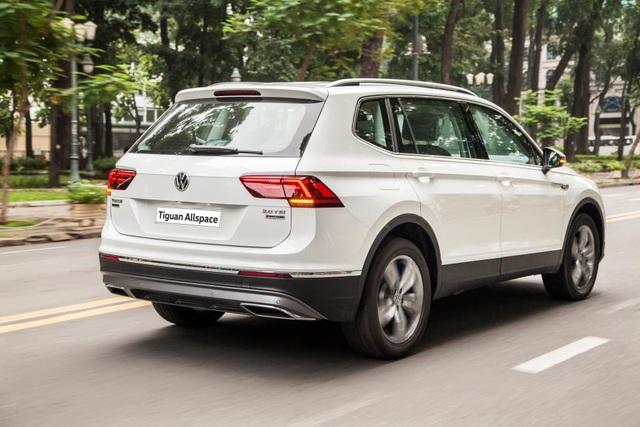 VolkswagenTiguanlà mẫu SUV bán chạy nhất châu Âu năm 2019 - 2