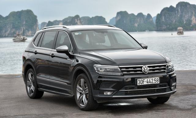 VolkswagenTiguanlà mẫu SUV bán chạy nhất châu Âu năm 2019 - 4