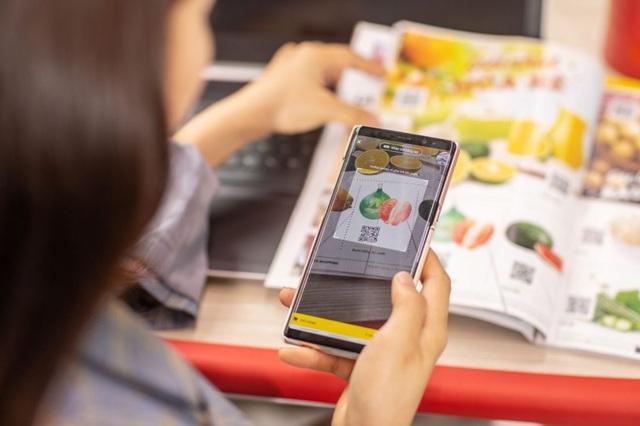 Dịch Covid-19: Siêu thị bán hàng qua điện thoại, trực tuyến tăng gấp ...10 lần - 1