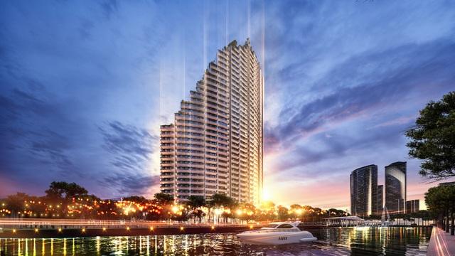 Công bố tòa tháp đặc biệt nhất trong dự án 1,2 tỷ USD của Sunshine Group tại Quận 7 - 1
