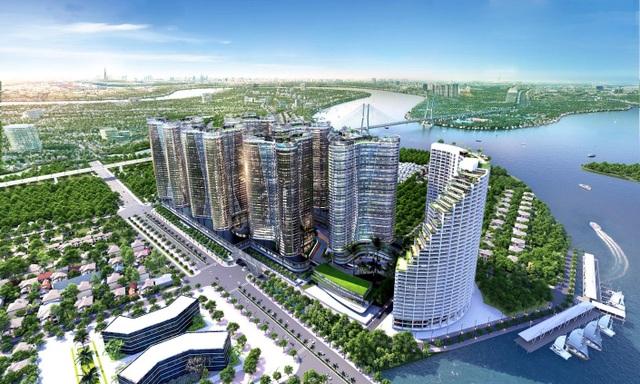 Công bố tòa tháp đặc biệt nhất trong dự án 1,2 tỷ USD của Sunshine Group tại Quận 7 - 2