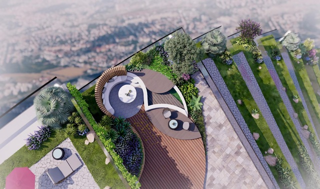 Công bố tòa tháp đặc biệt nhất trong dự án 1,2 tỷ USD của Sunshine Group tại Quận 7 - 3