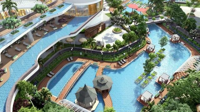 Công bố tòa tháp đặc biệt nhất trong dự án 1,2 tỷ USD của Sunshine Group tại Quận 7 - 5