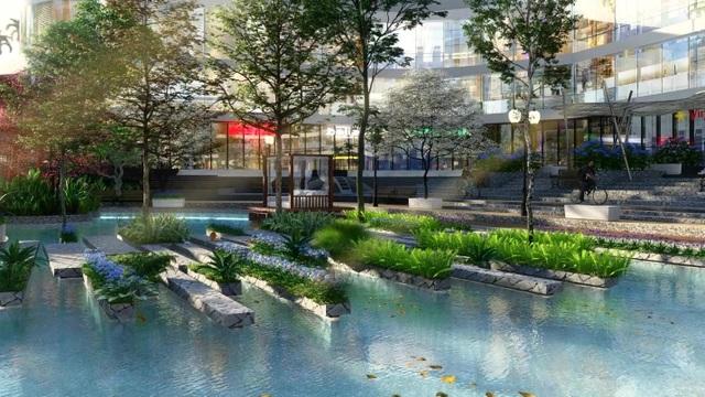 Công bố tòa tháp đặc biệt nhất trong dự án 1,2 tỷ USD của Sunshine Group tại Quận 7 - 7