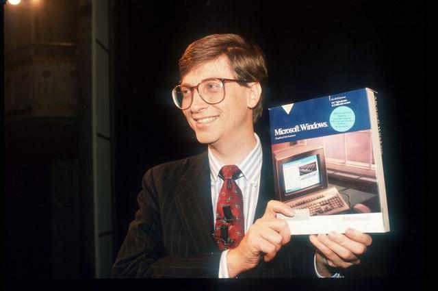 Bill Gates chính thức nói lời chia tay Microsoft - 2