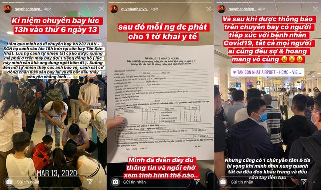 Quỳnh Anh Shyn vui mừng thông báo được về nhà sau khi cách ly 3 ngày - 4