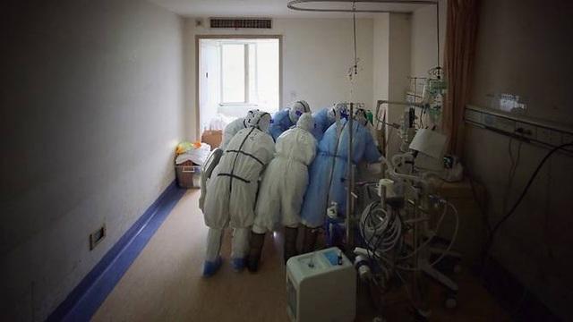 Tâm dịch Vũ Hán chỉ có 4 ca nhiễm mới trong 24 giờ - 1