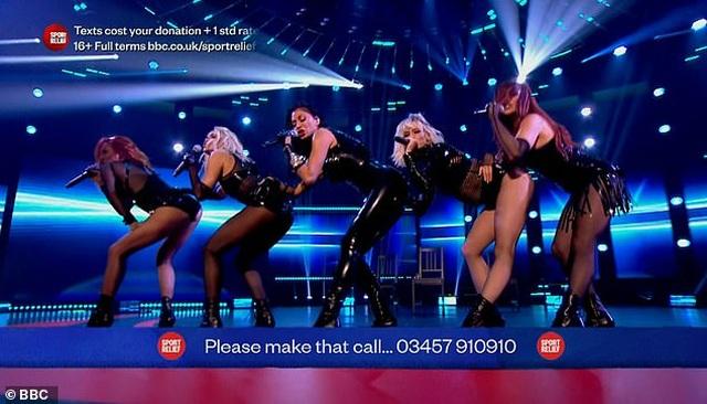 The Pussycat Dolls thường xuyên gây sốc vì trình diễn quá bốc lửa - 6