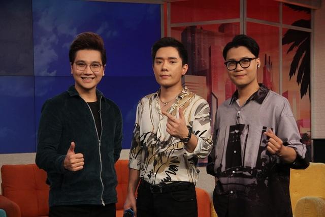 """Nhật Phong gọi Mạc Văn Khoa chính là """"nam thần"""" ở trên sóng truyền hình - 1"""
