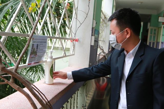Hà Nội: Các trường triển khai dạy học online, tăng cường khử khuẩn mùa dịch - 10