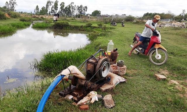 Bình Định lo thiếu nước cho sinh hoạt và cây trồng - 2
