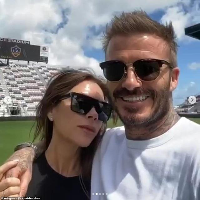David Beckham cởi trần khoe hình xăm - 3