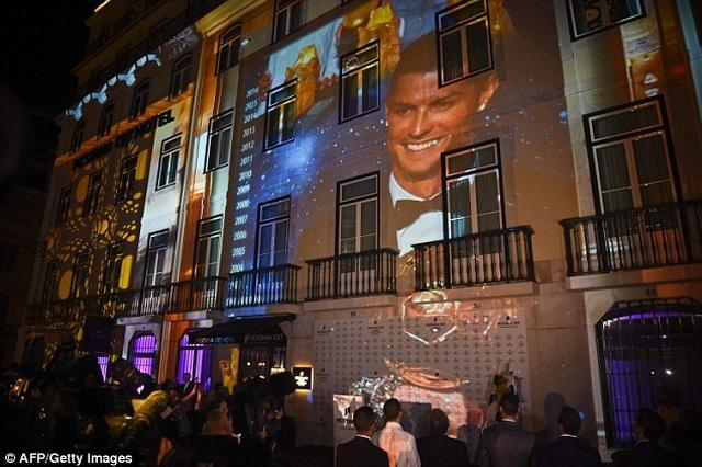 Nghĩa cử cao đẹp của C.Ronaldo trong đại dịch Covid-19 - 1