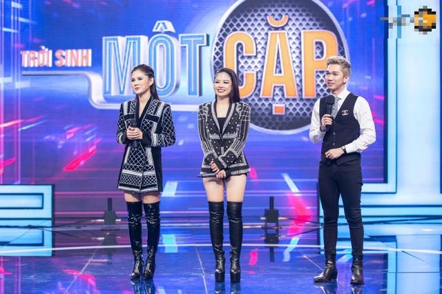 """MC Thu Hoài gây bất ngờ khi đoạt 3 điểm 10 trong """"Trời sinh một cặp"""" - 3"""
