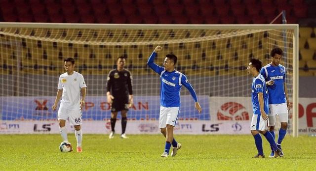 Mạc Hồng Quân ghi bàn, Than Quảng Ninh thắng đậm CLB Hà Nội - 2