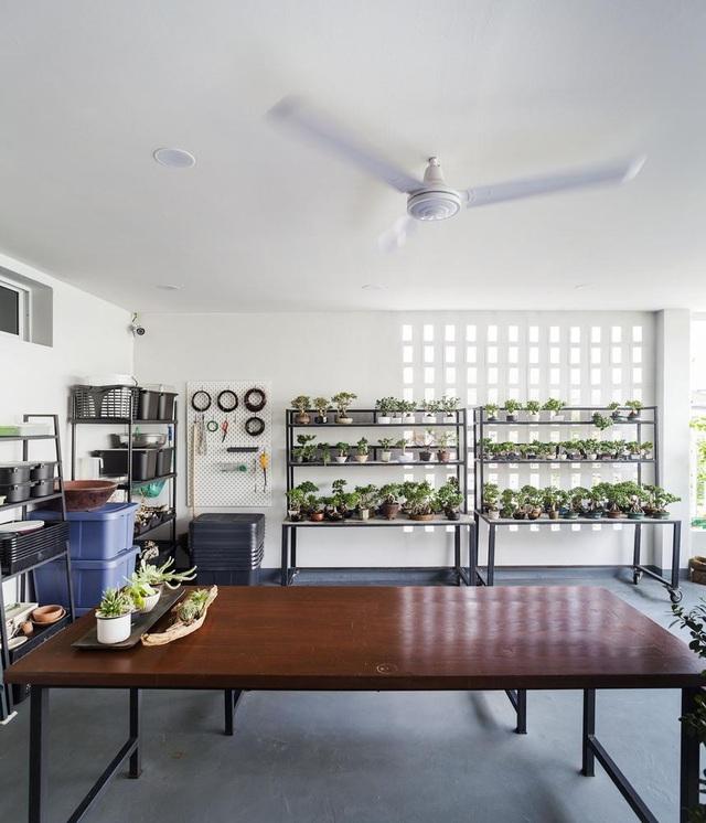 """Choáng ngợp ngôi nhà 300m2 với khu vườn bonsai toàn cây """"khủng"""" - 7"""