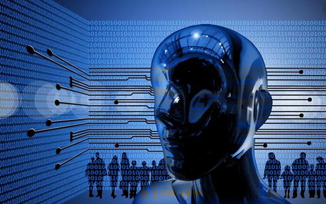 Mỹ phát triển trí tuệ nhân tạo tự động hóa máy bay chiến đấu - 1