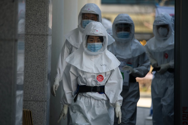 Hàn Quốc công bố tâm dịch Daegu là vùng thảm họa đặc biệt - 1