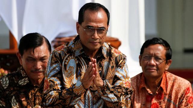 Bộ trưởng Giao thông Indonesia dương tính với Covid-19 - 1